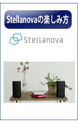 Stellanovaの楽しみ方